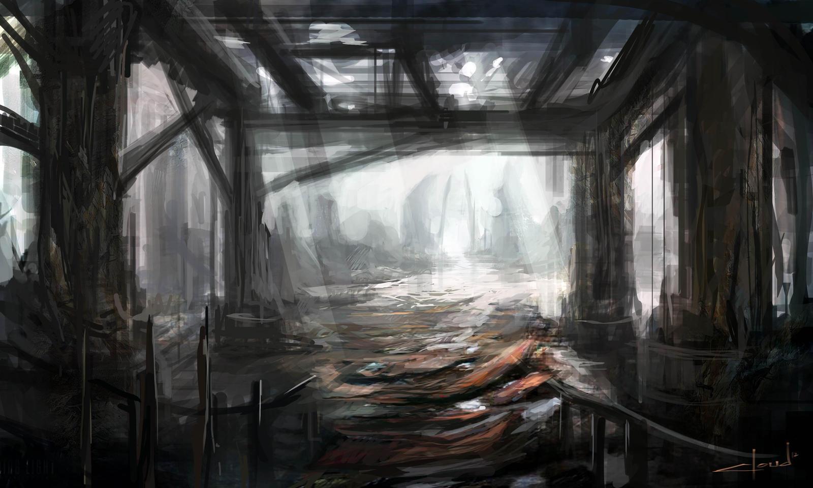 Shed by Darkcloud013