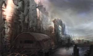 Barracks 3 by Darkcloud013