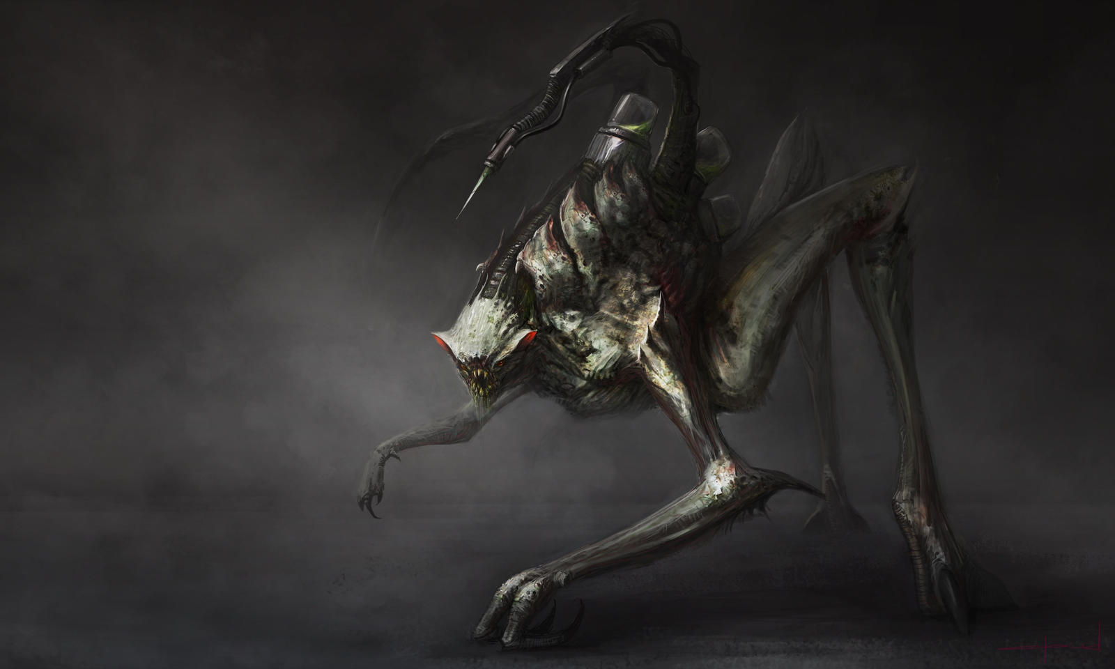 Thermoreceptor by Darkcloud013