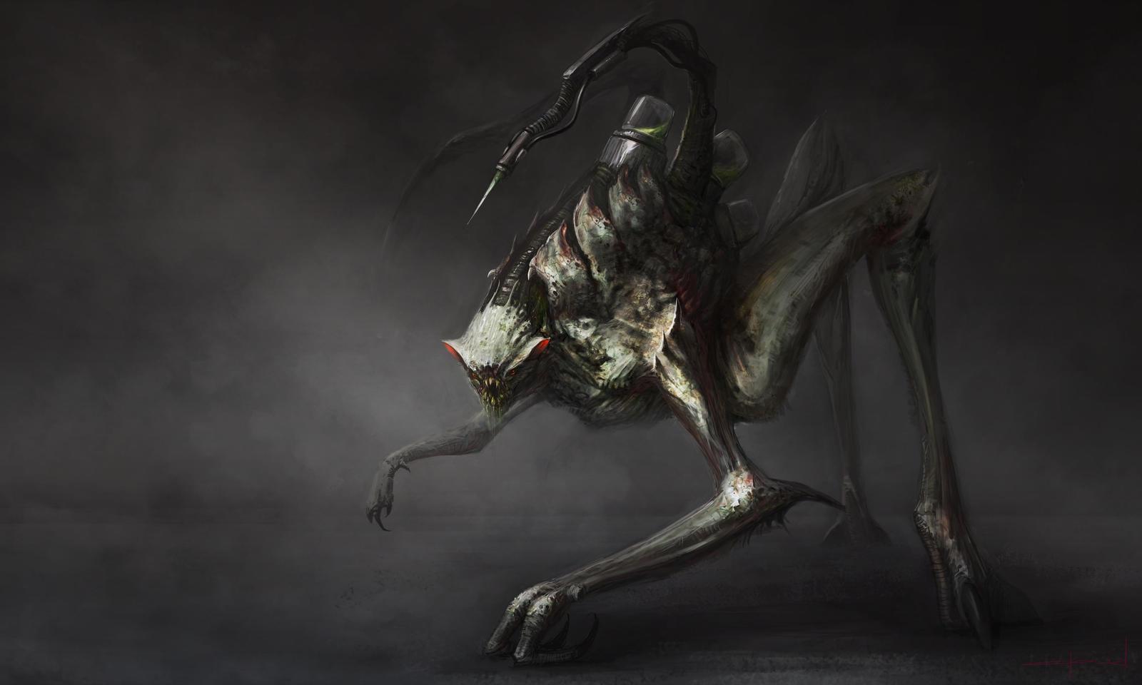 Thermoreceptor by Darkcloud013