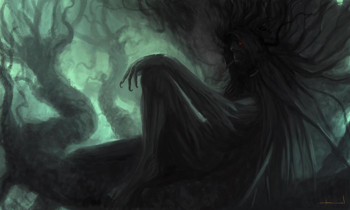 Kapre by Darkcloud013