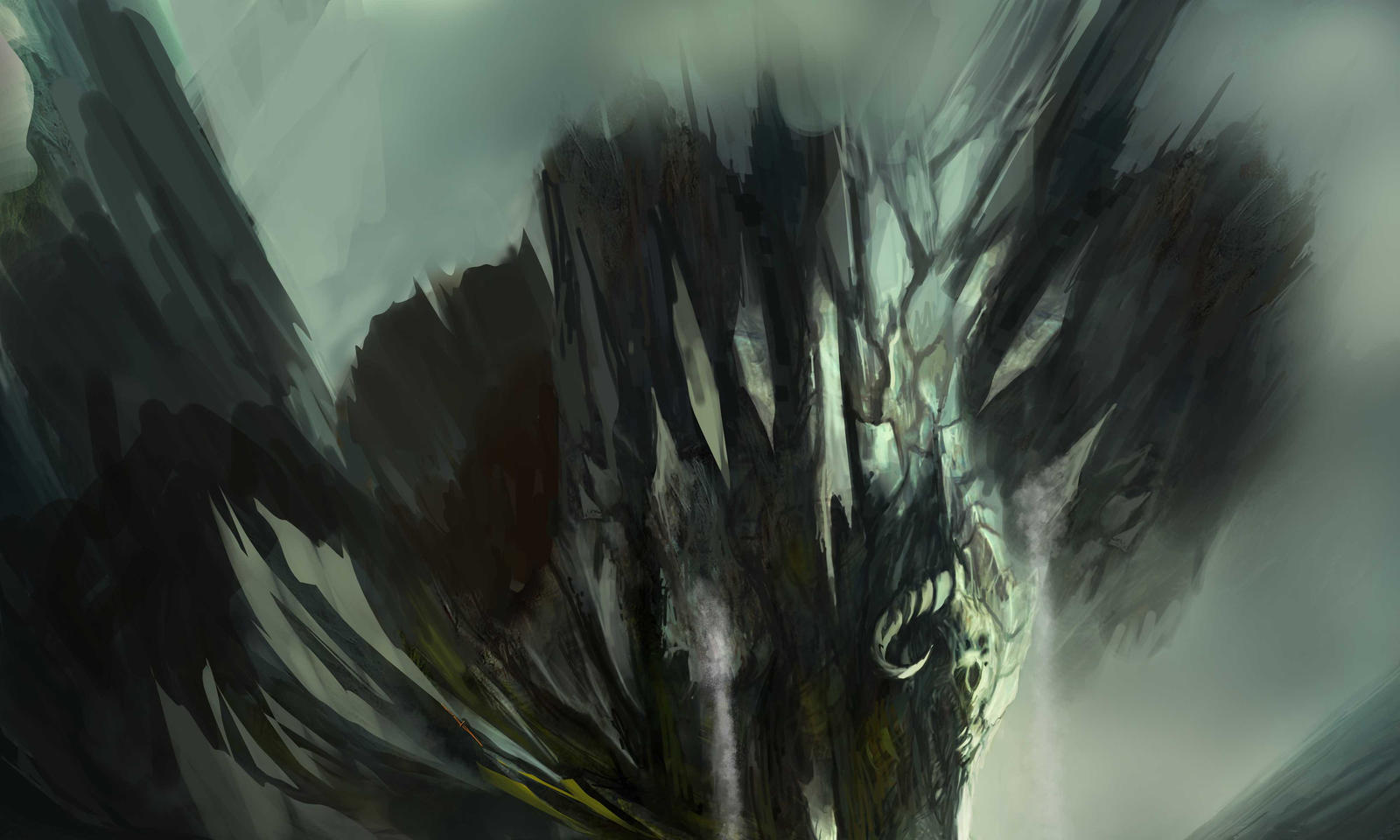 Dungeon 2 Wip by Darkcloud013