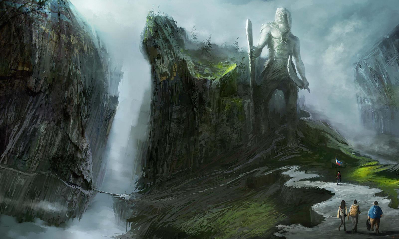 Kaliph Pulaka by Darkcloud013