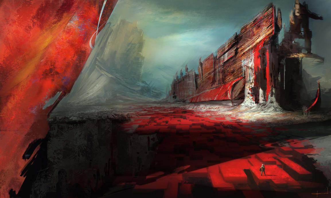 RedTombs by Darkcloud013