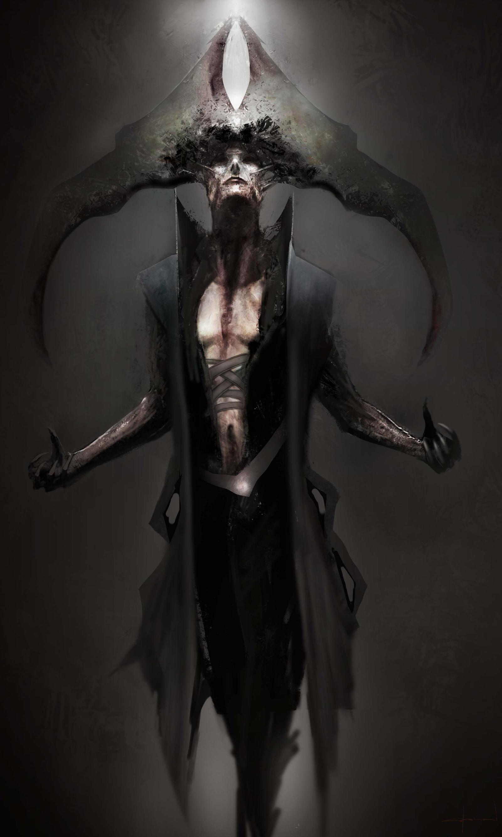 Demon dude by Darkcloud013