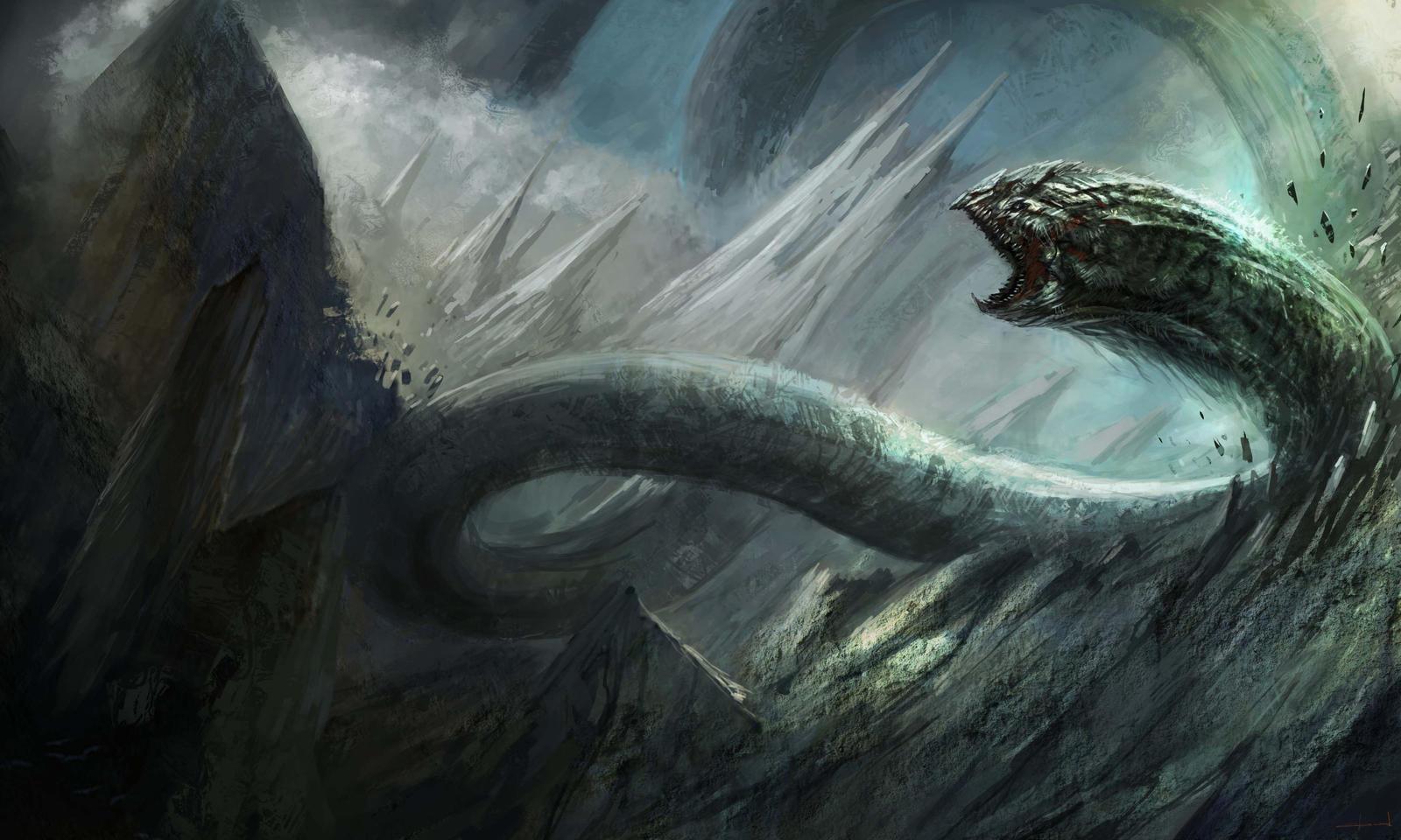 Serpentine by Darkcloud013