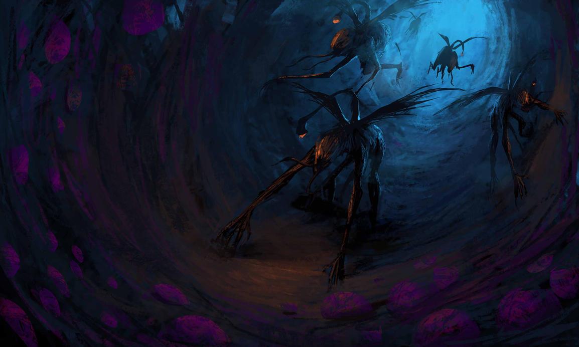 Lamp Efts by Darkcloud013