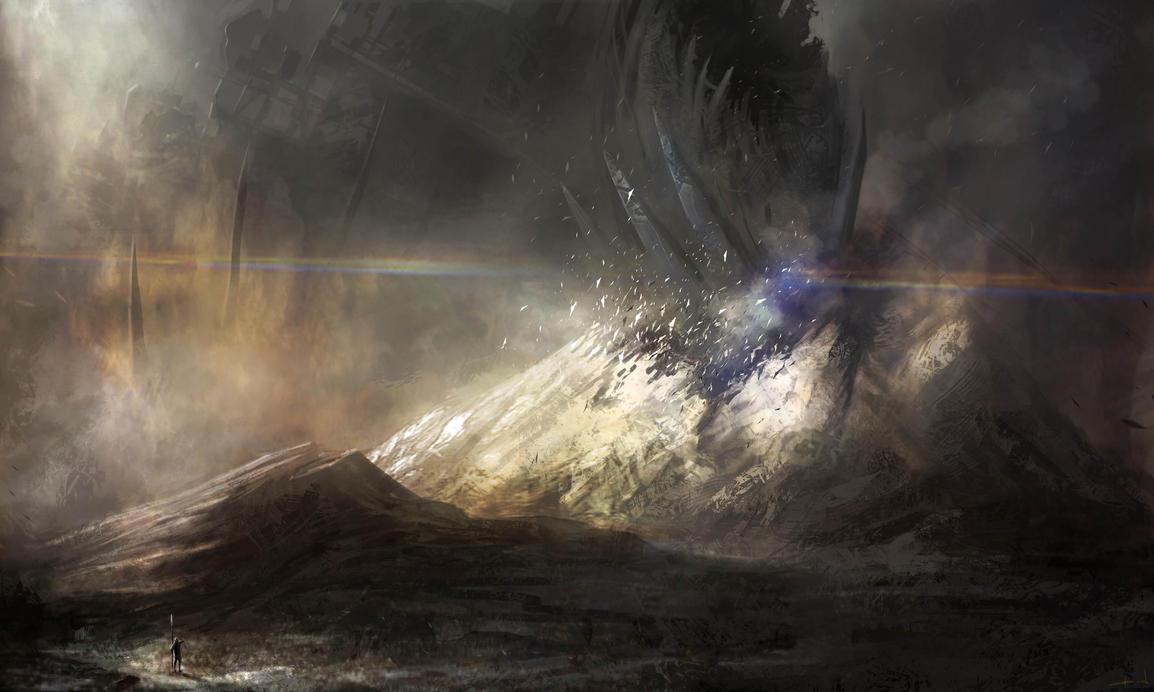 Ship by Darkcloud013