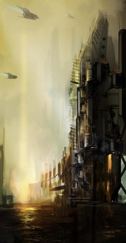 Breakwater by Darkcloud013