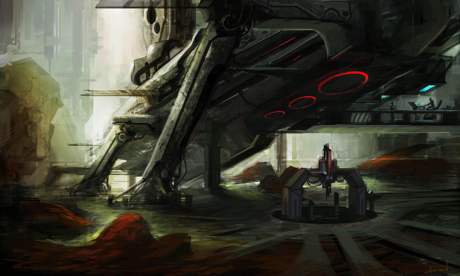 Fort by Darkcloud013