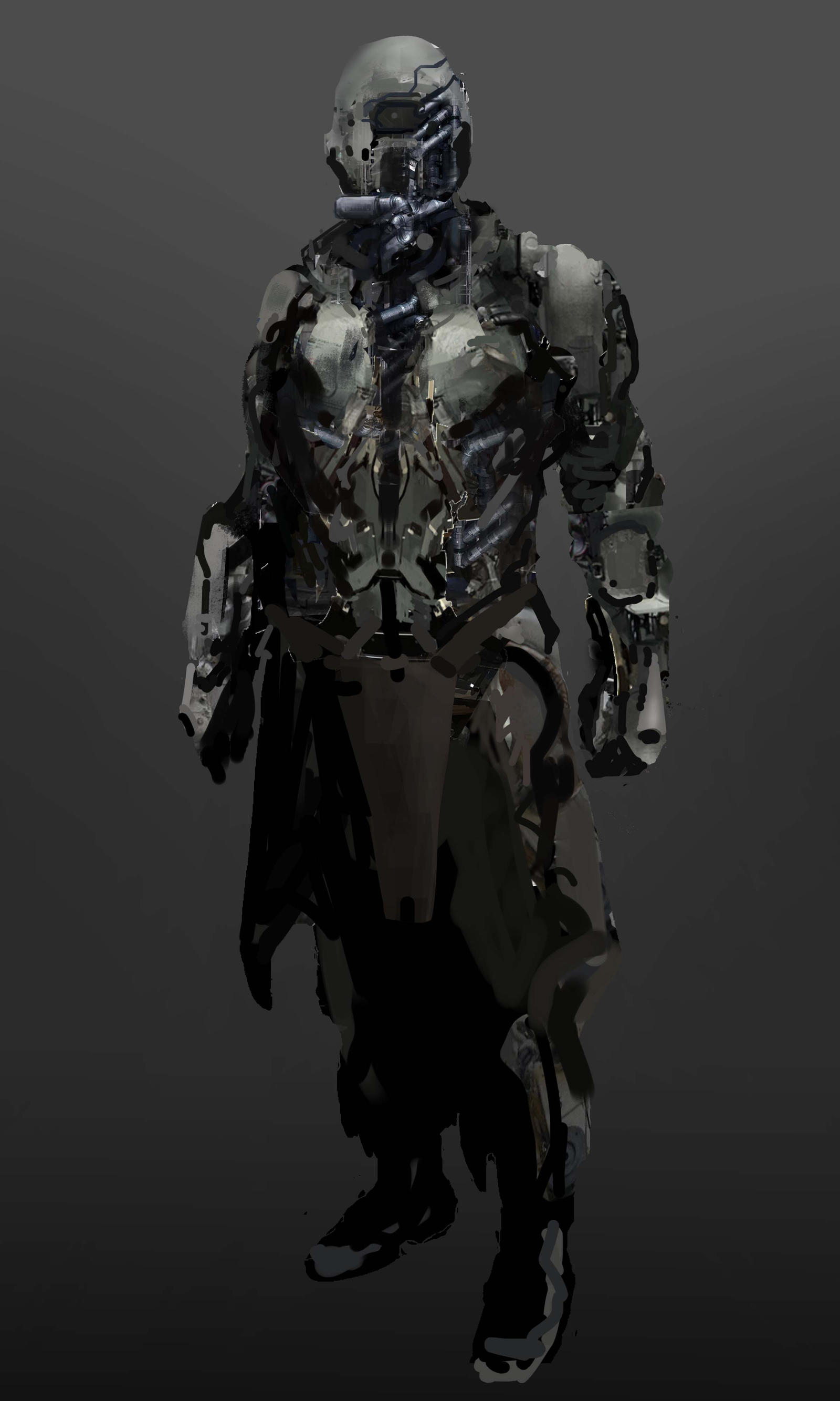 The gallery for --> Futuristic Armor Suit Female