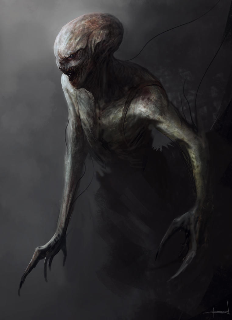 Creature study 3 by Darkcloud013