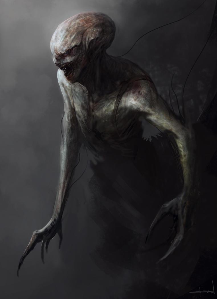 Creature study 3 by Darkcloud013