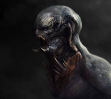Creature study 6 by Darkcloud013