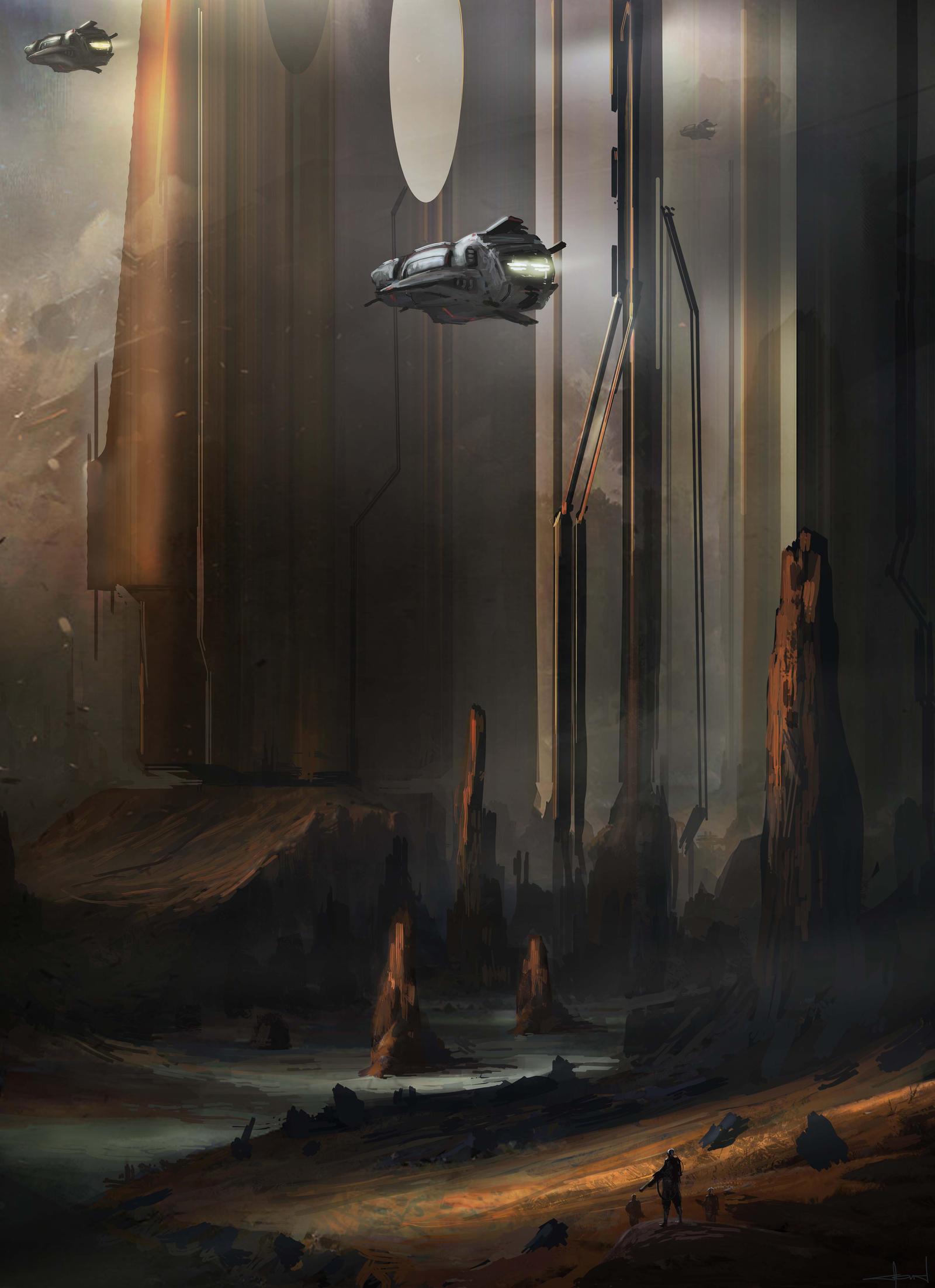 Forge by Darkcloud013