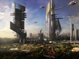Medical City by Darkcloud013