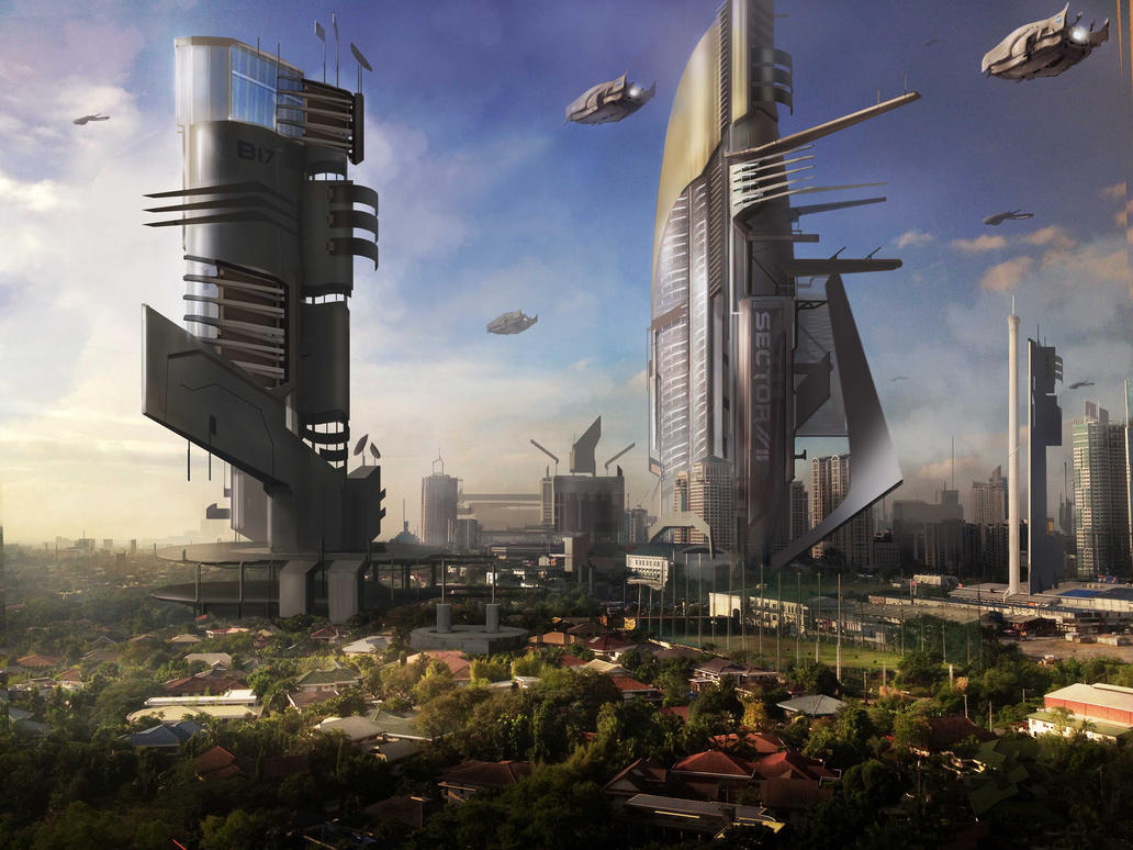 Medical City final by Darkcloud013