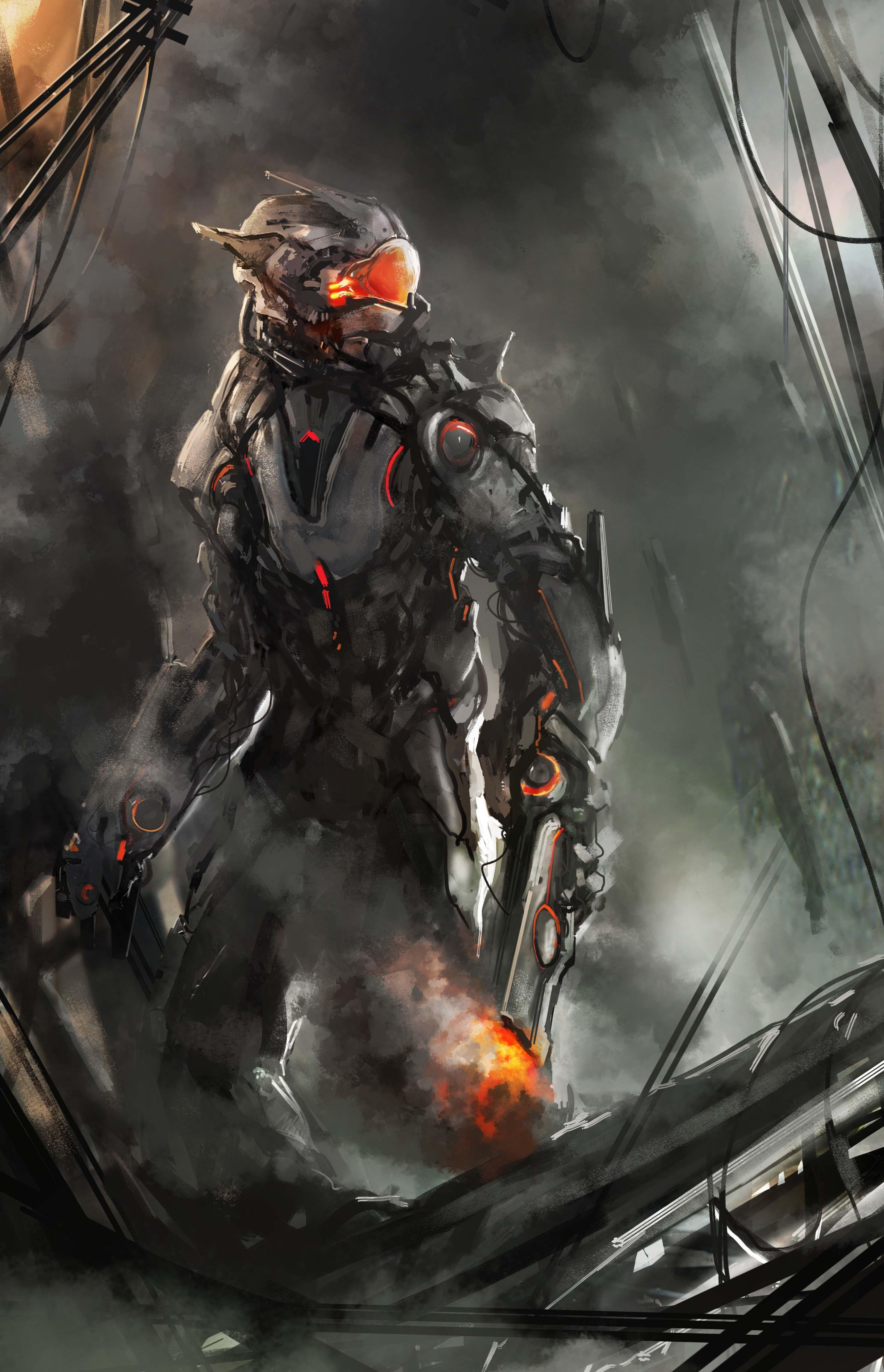 Concept bot by Darkcloud013