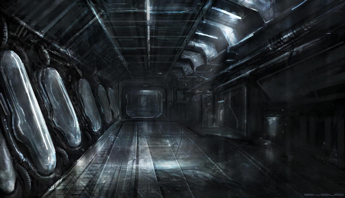 Cryo Stasis Pods by Darkcloud013
