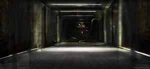 Hallway by Darkcloud013