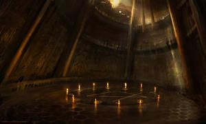 Disruption Ritual by Darkcloud013