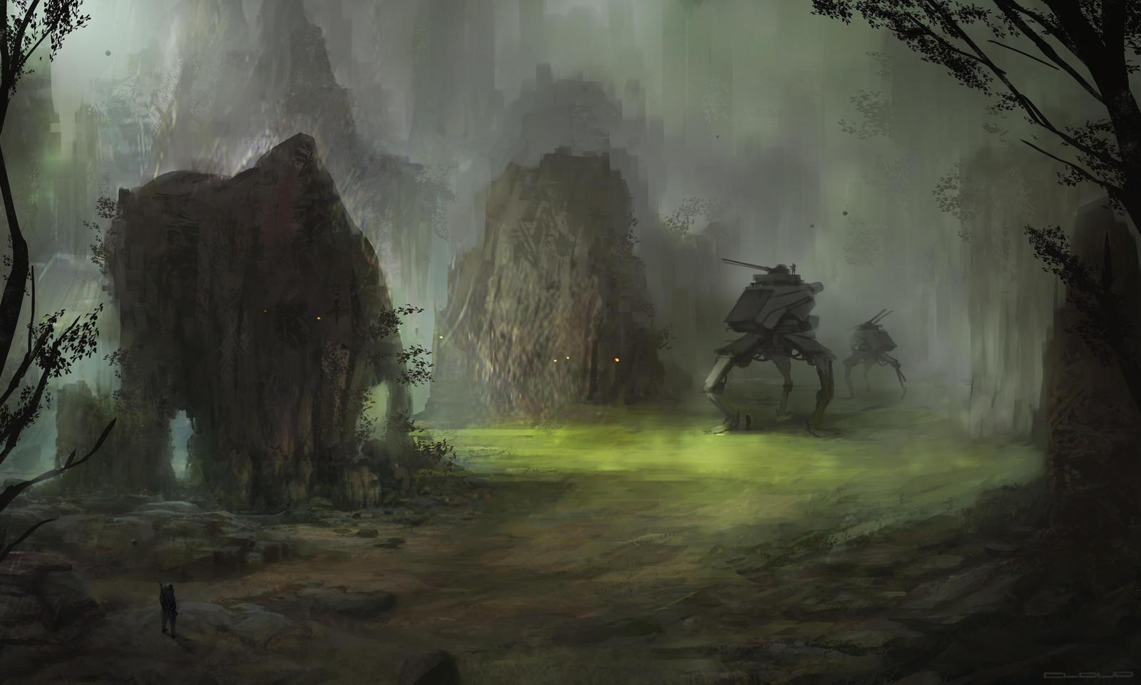 Bots by Darkcloud013