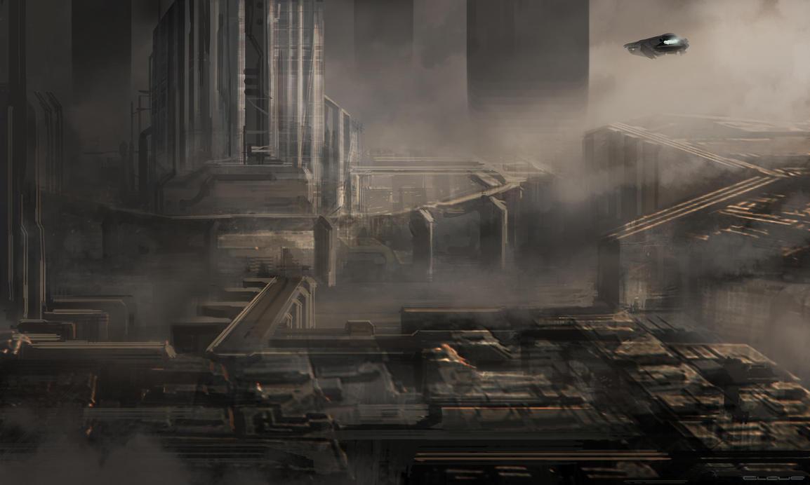 AR enviro concept by Darkcloud013