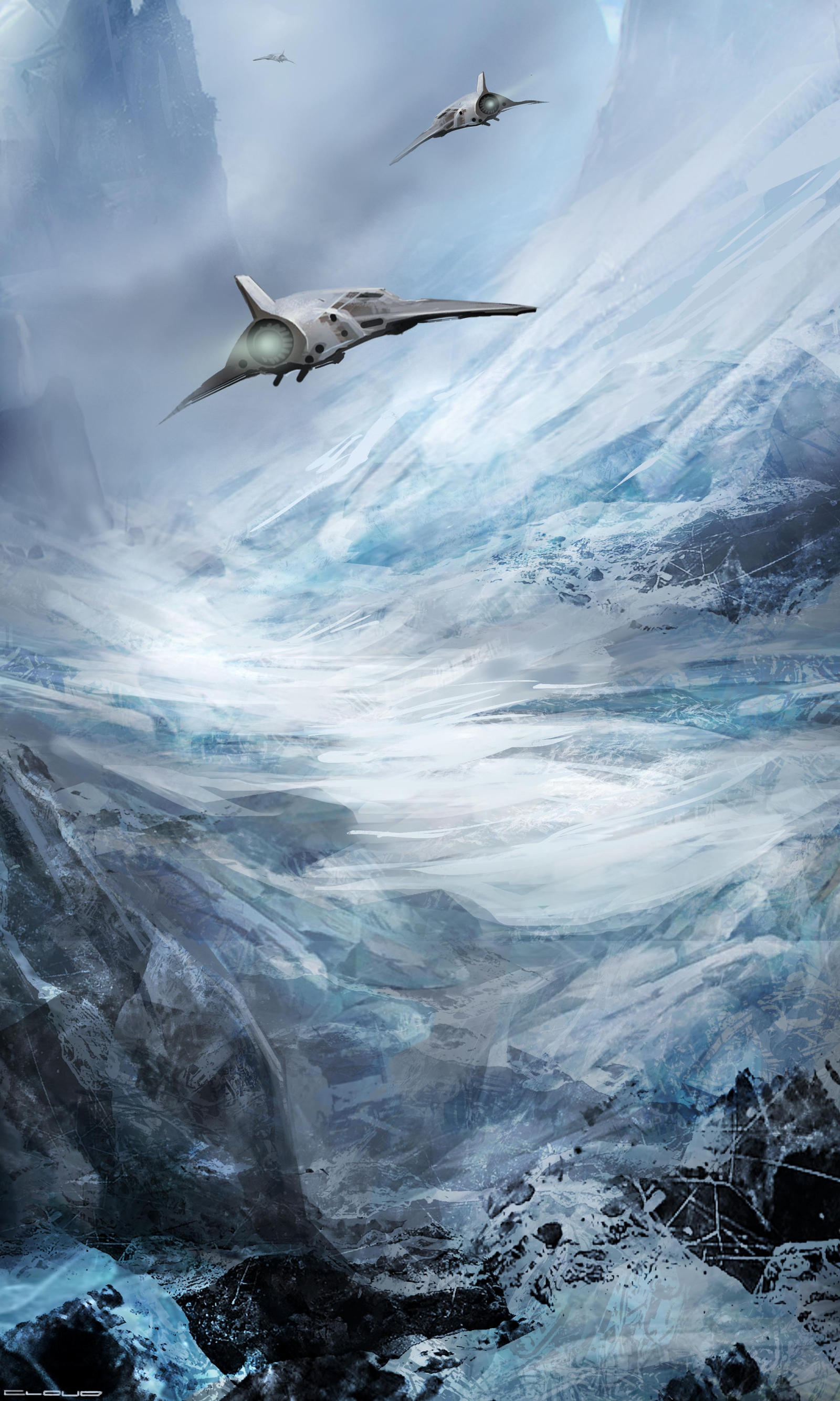 Ice by Darkcloud013