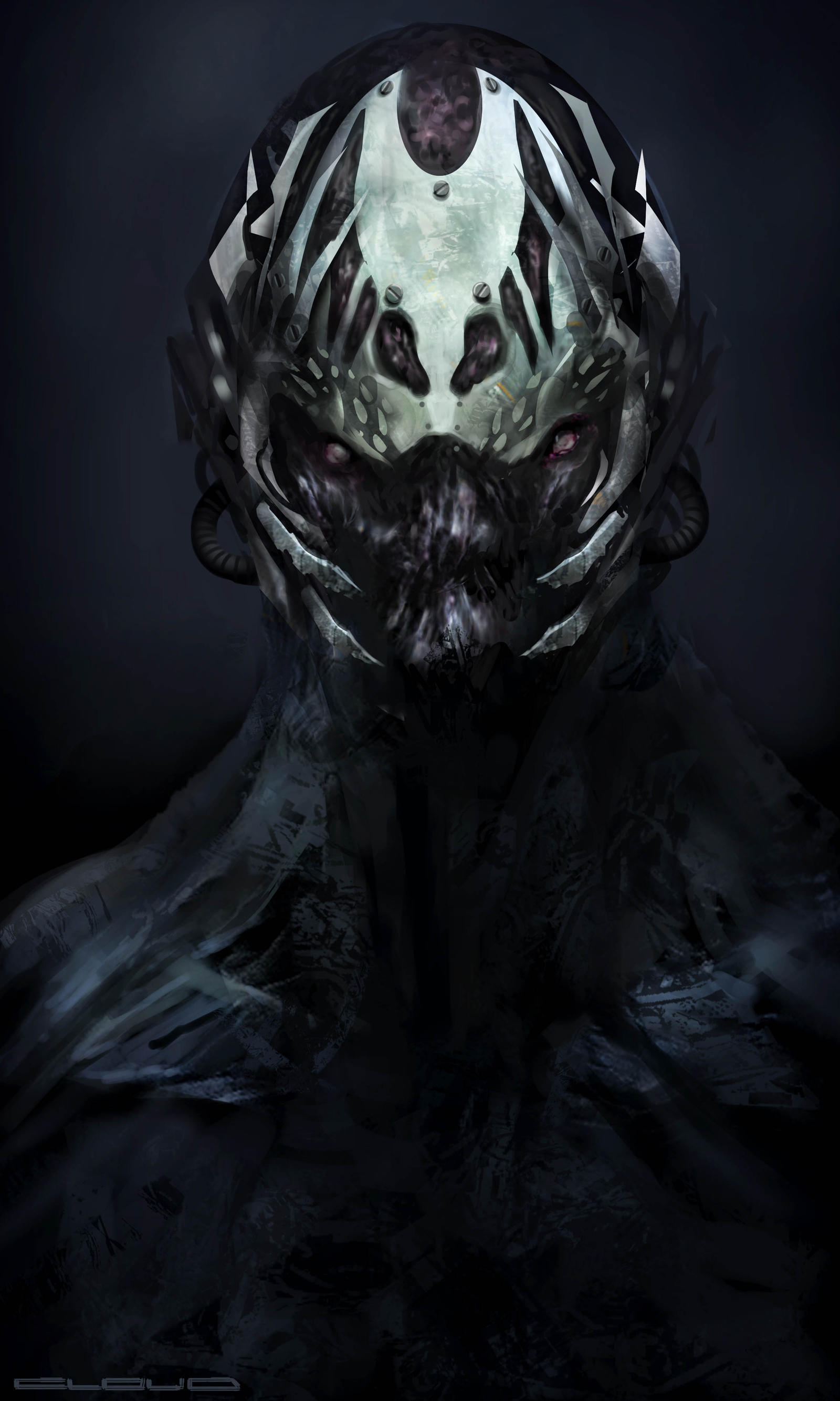 Creature dude by Darkcloud013