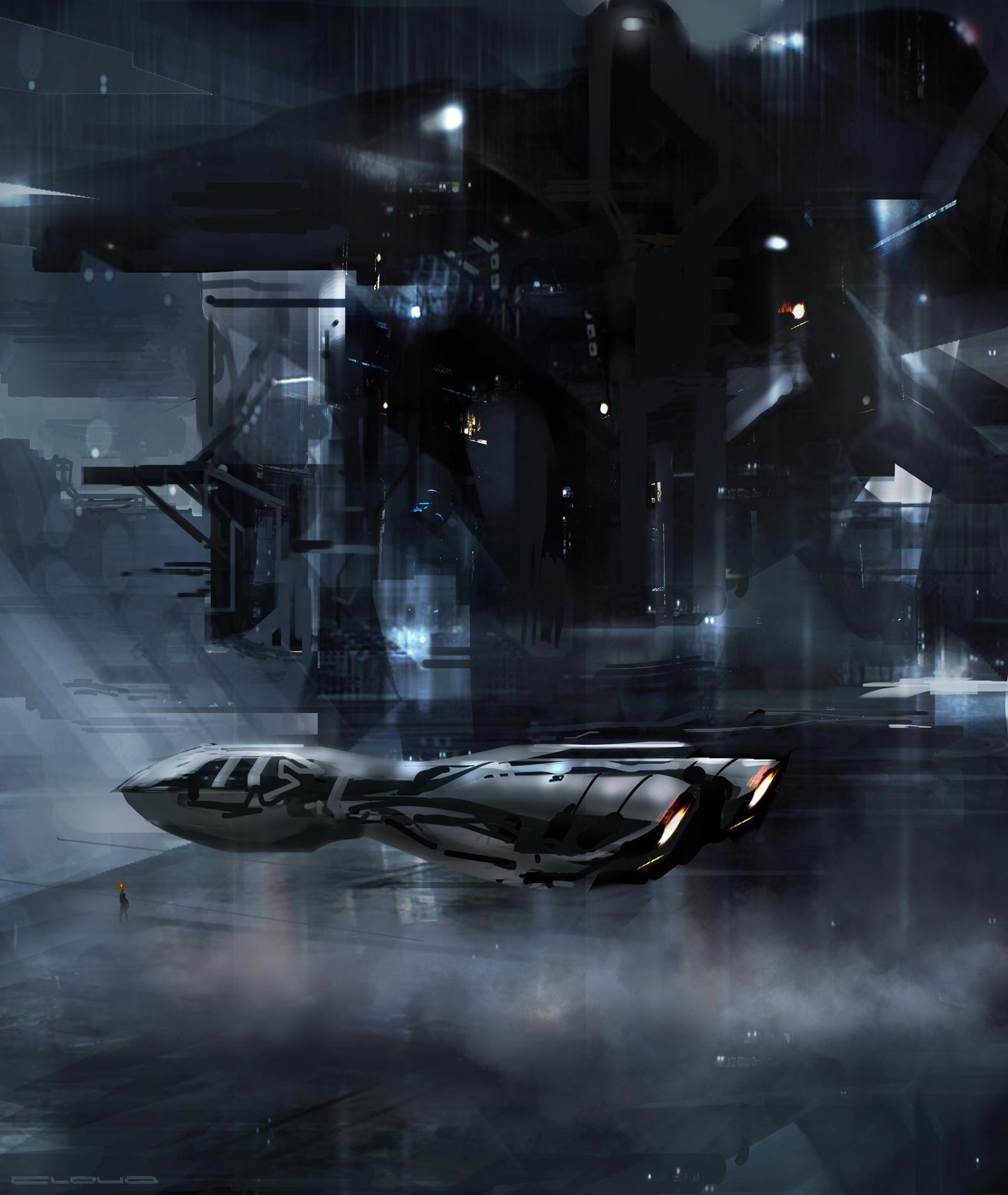 Departure by Darkcloud013
