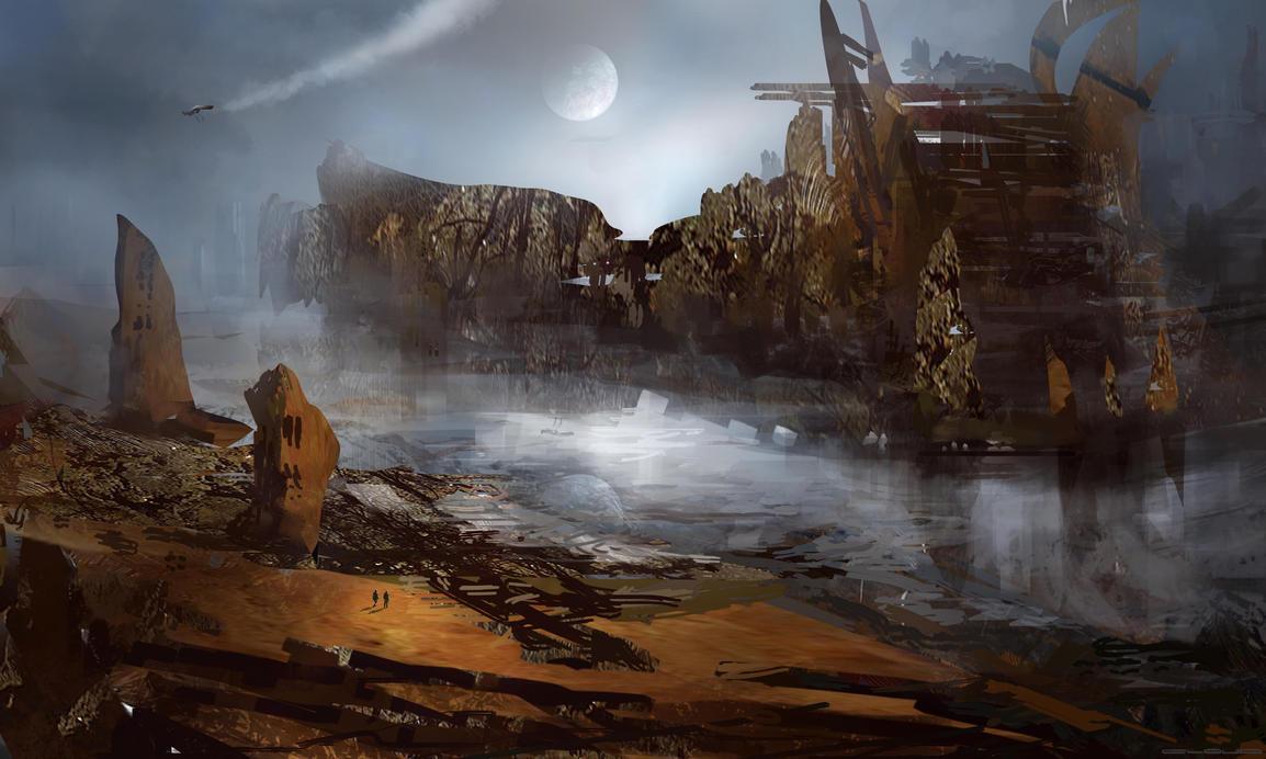 Rocks by Darkcloud013