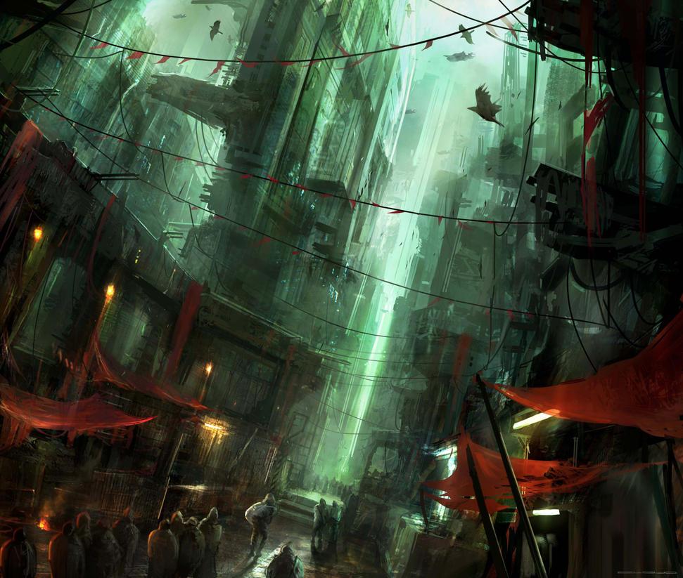 Clandestine by Darkcloud013