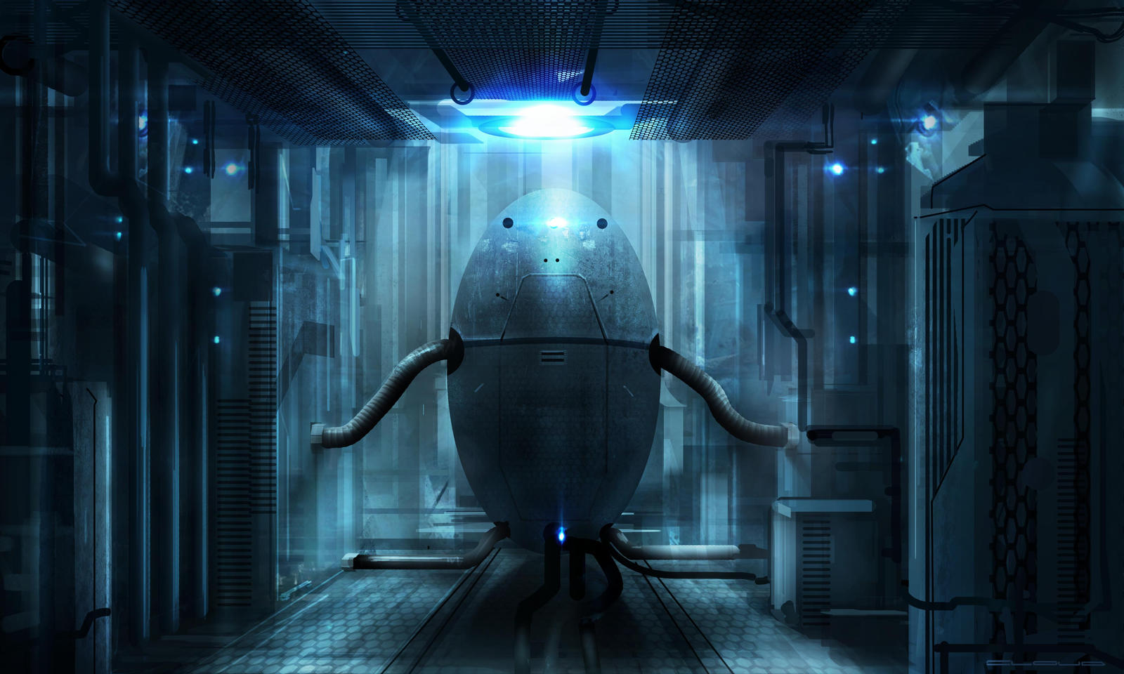 Egg Chamber by Darkcloud013