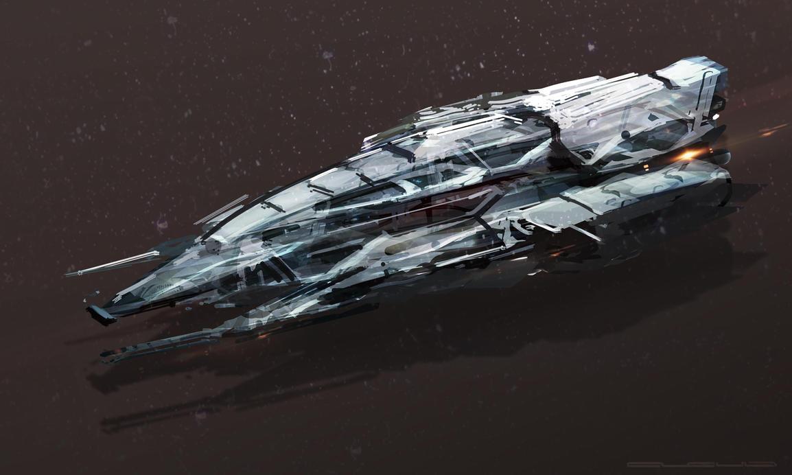 Ship 25 by Darkcloud013