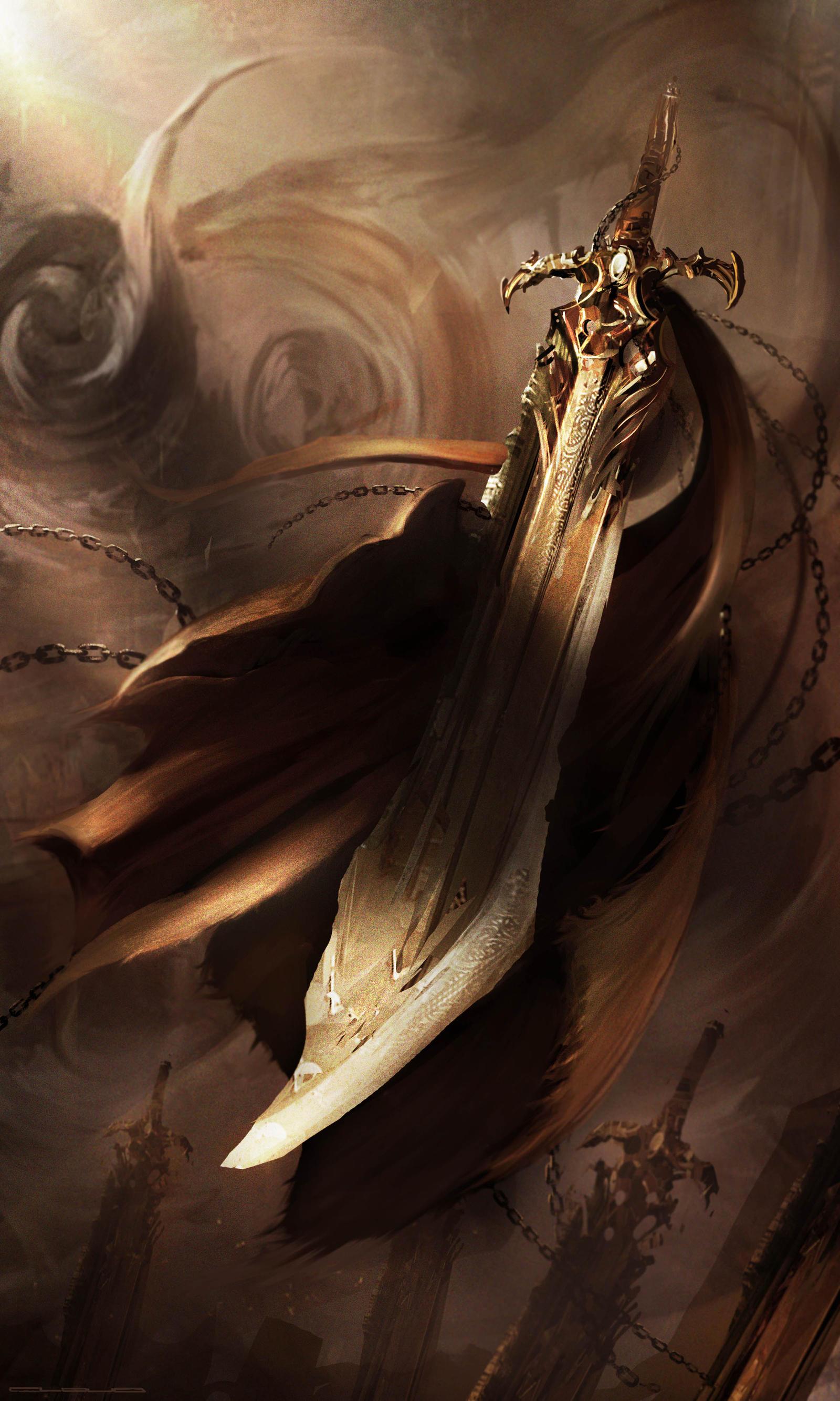 Blade of Death by Darkcloud013