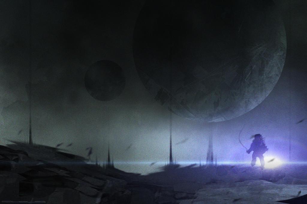 Exploration demo by Darkcloud013
