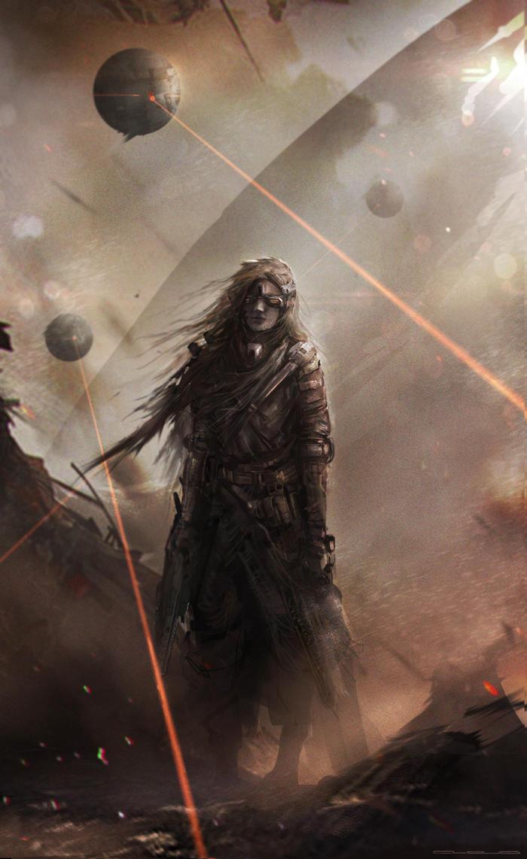 Survivor by Darkcloud013