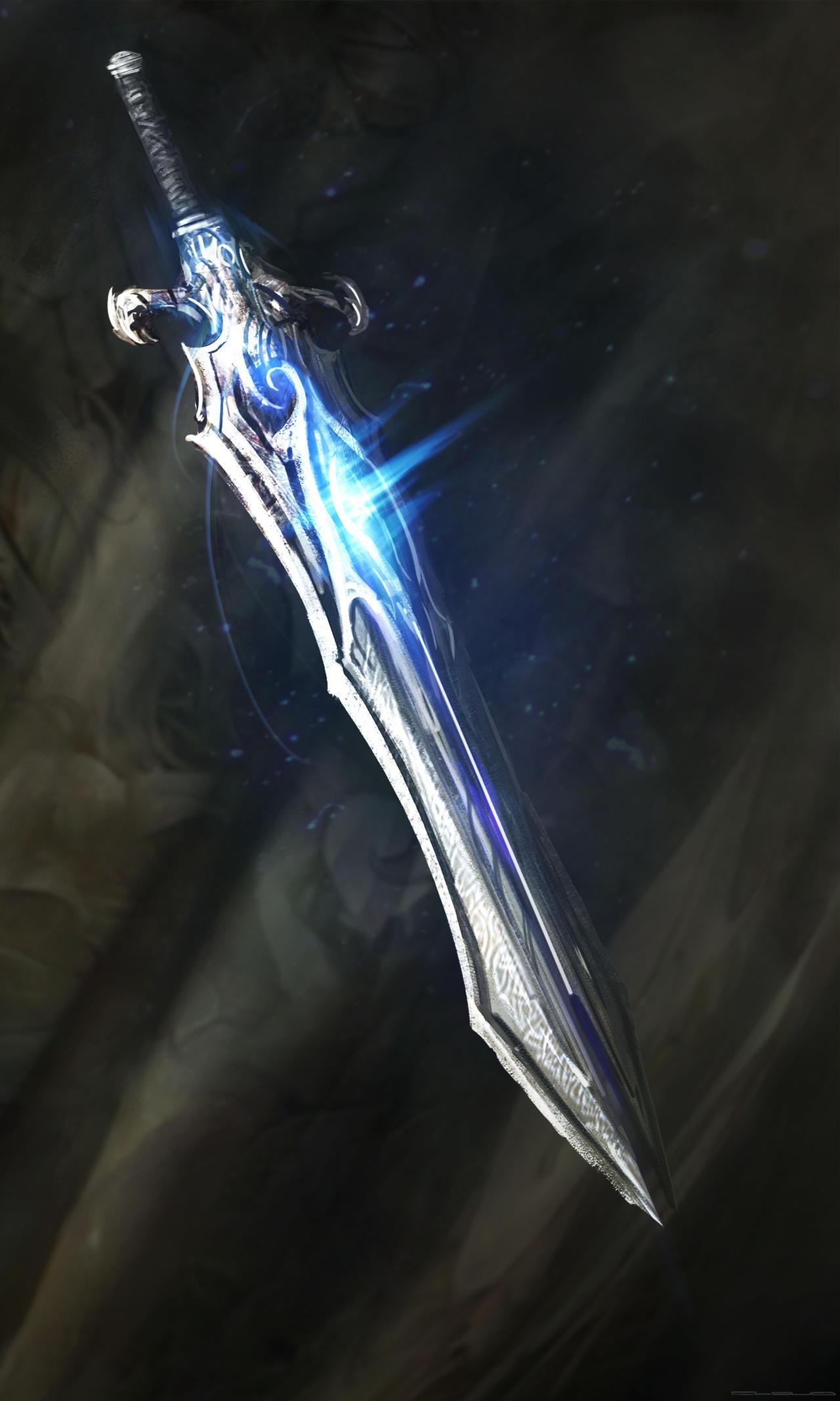 Sword by Darkcloud013