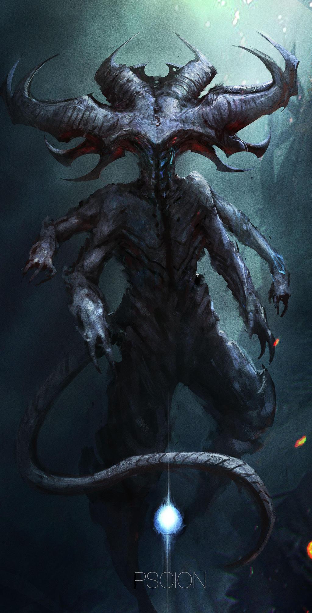 Pscion by Darkcloud013