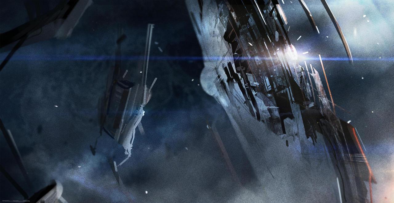 Shipwreck by Darkcloud013