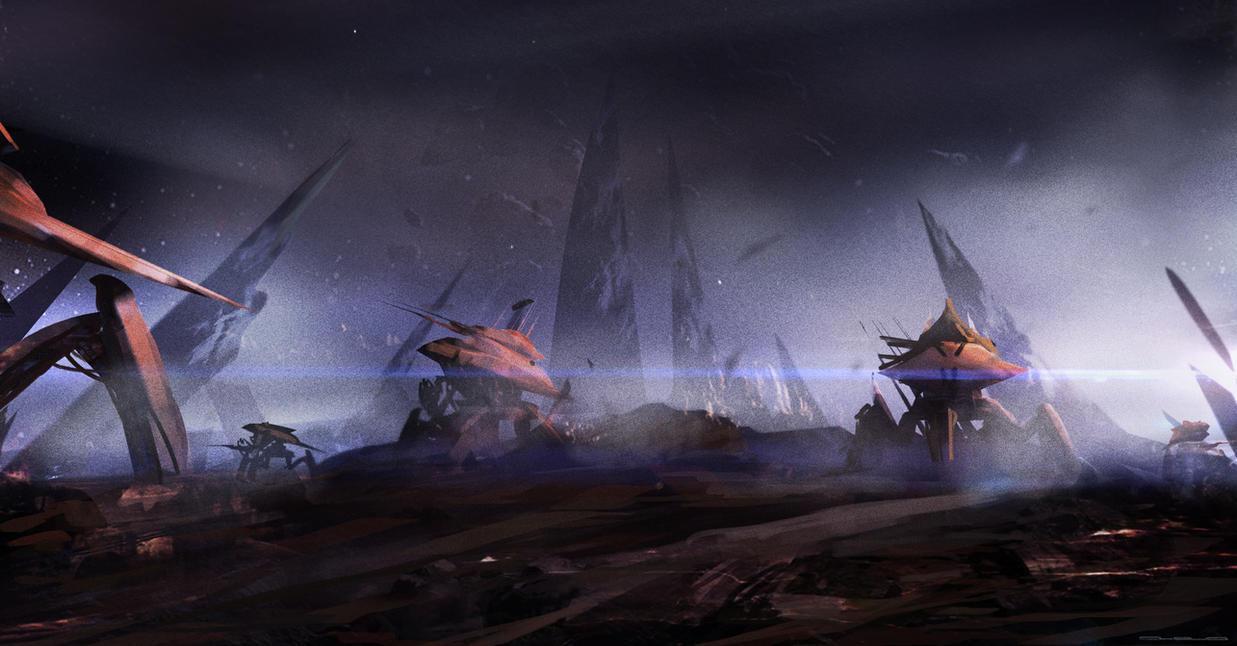 Hive by Darkcloud013