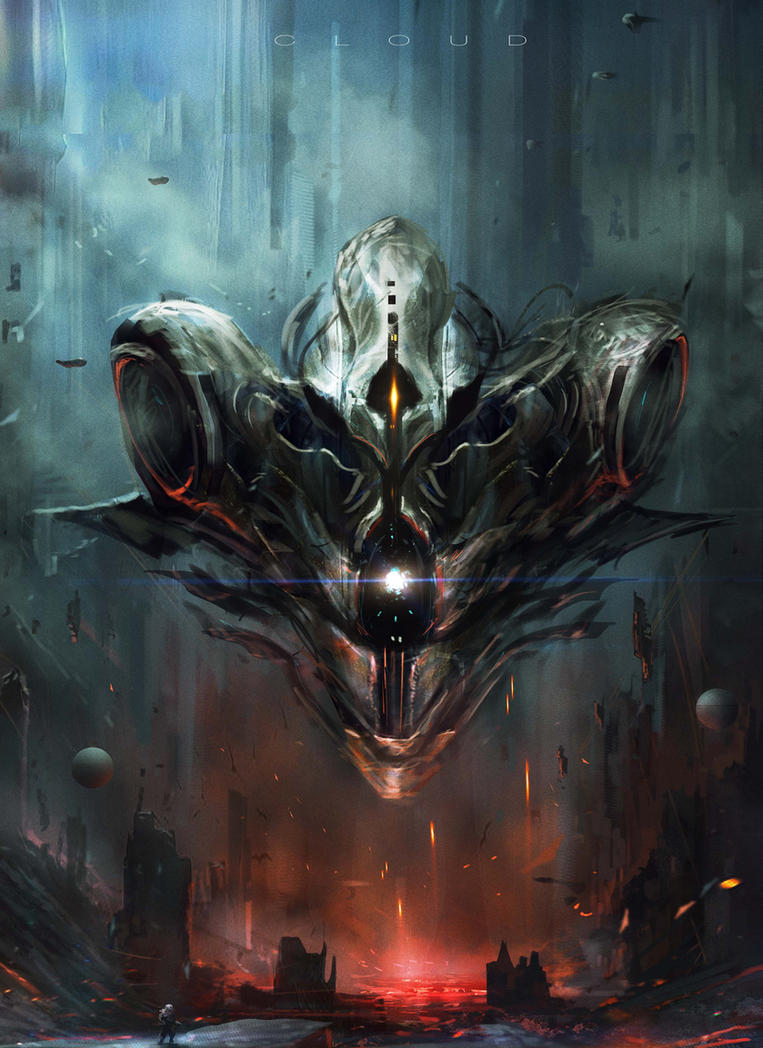 Doomed Ship by Darkcloud013