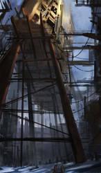 Slums 5 by Darkcloud013