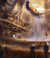 The Dominion Ferrum by Darkcloud013