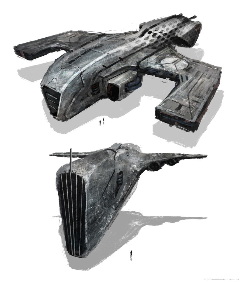 Ships by Darkcloud013