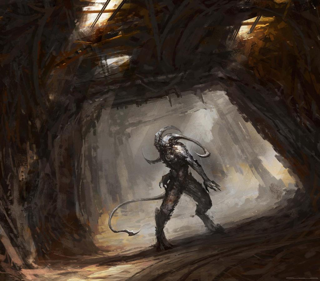 Monster DVG by Darkcloud013