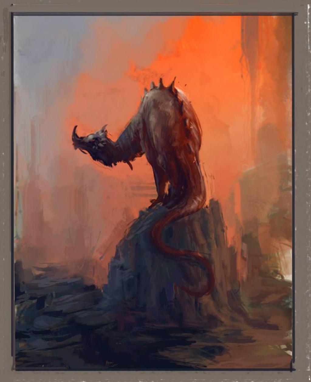 Dragon by Darkcloud013