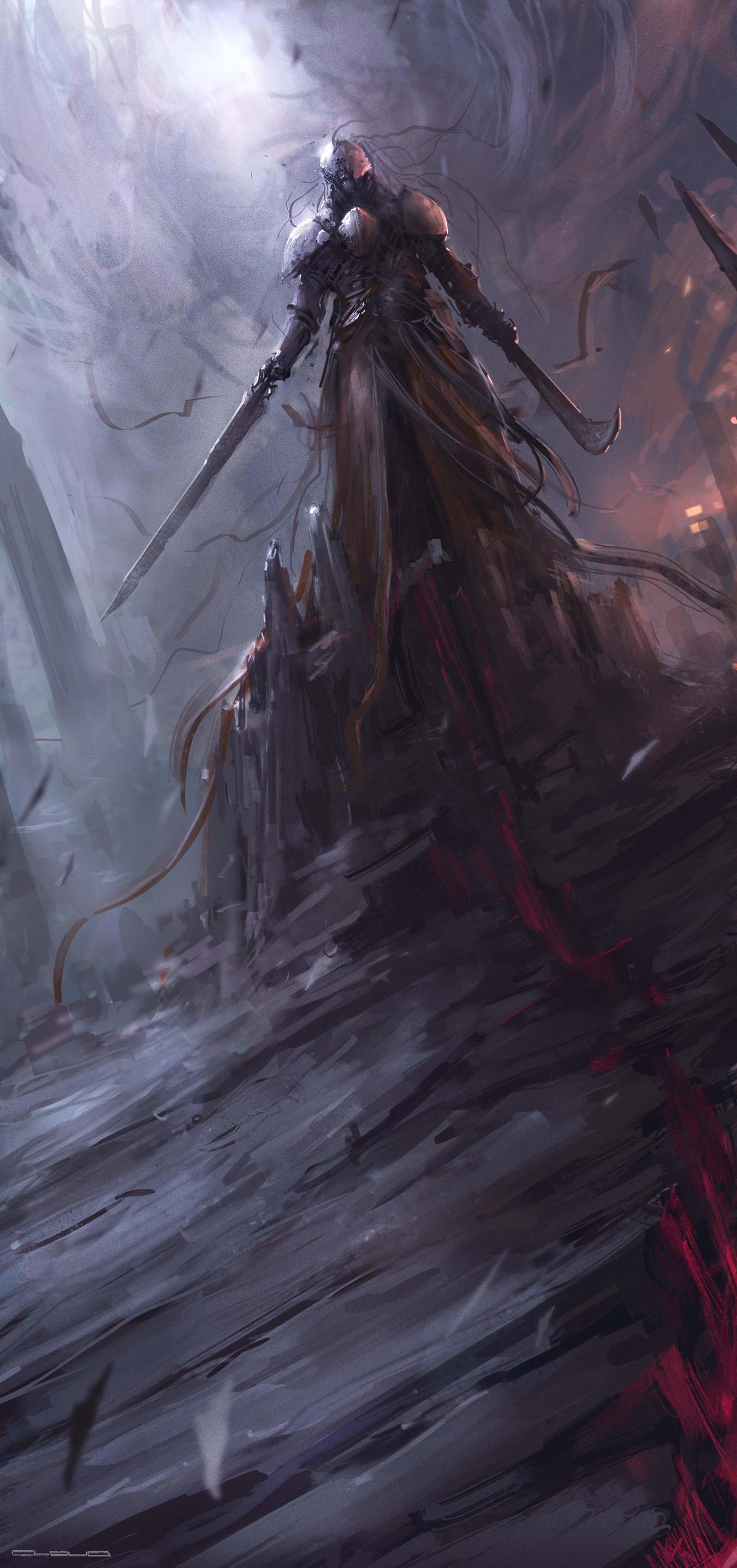 Swordsman by Darkcloud013