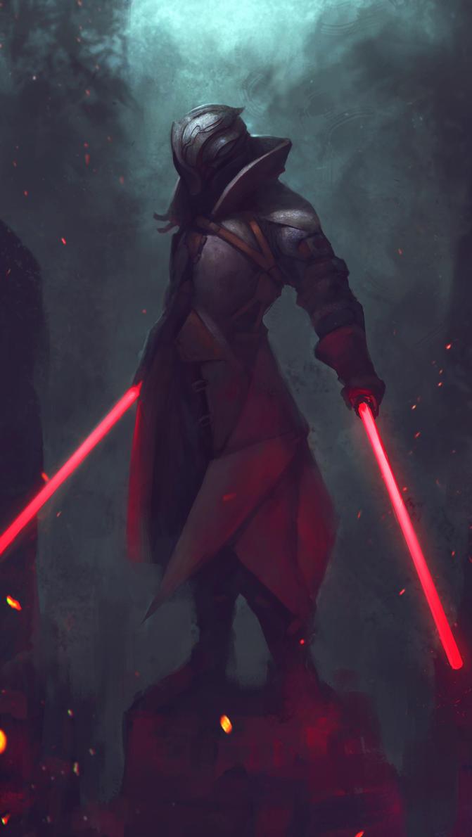 Darth Vader redesign by Darkcloud013
