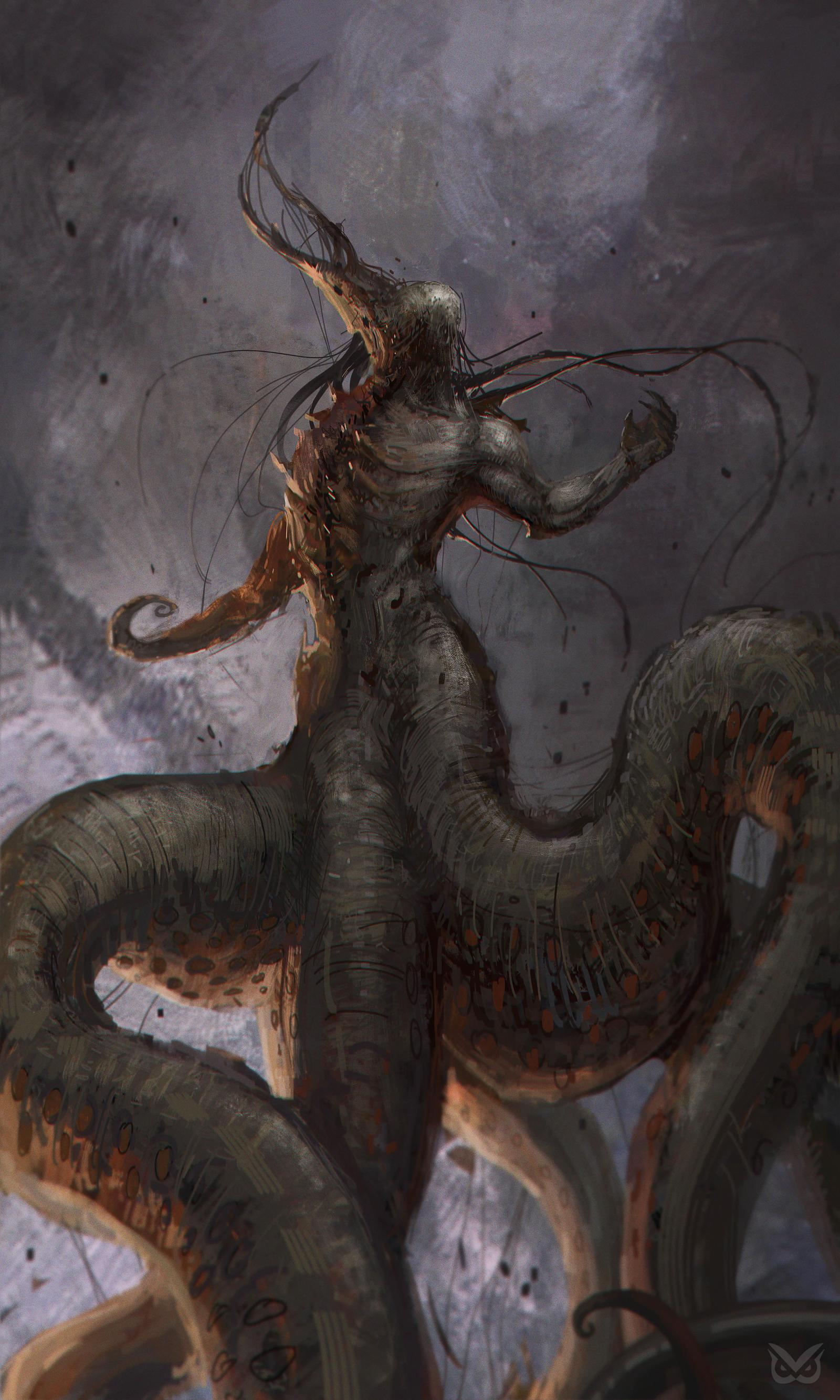 nyarlathotep by Darkcloud013